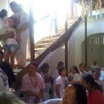 Missa, Procissao e Apresentacao Feitura no Santo Marcos Medeiros