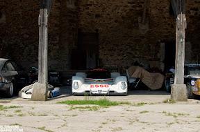 Abandoned Peugeot LeMans