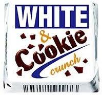 チロルチョコホワイトアンドクッキー