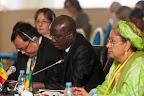 H.E. Mr. Modou Diagne Fada, Minister of Health, Senegal