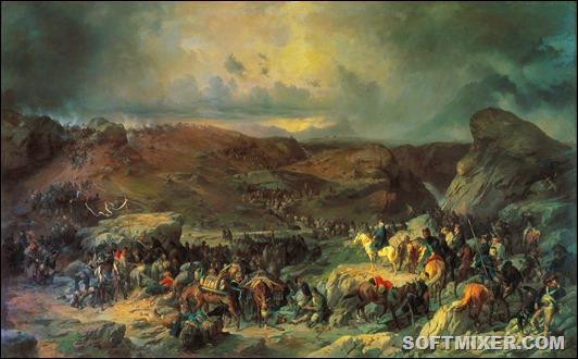 Sen-Gotard_by_Suvorov_troops_in_1799