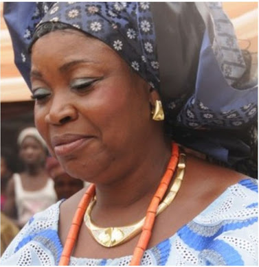 RIP: Actress Mercy Johnson Loses Mum.