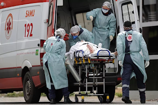 Datafolha: 79% dos brasileiros acham que pandemia está fora do controle; 82% têm medo de se contaminar