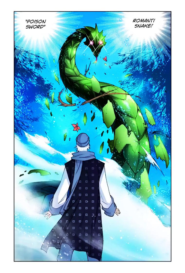 Baca Manga Soul Land Chapter 5 Komik Station