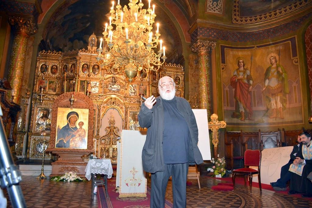 Sorin Dumitrescu la Sf. Silvestru despre Inviere 077