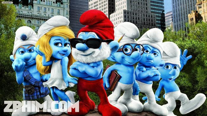 Ảnh trong phim Xì Trum - The Smurfs 1
