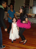 had to change to the TuTu to dance :)