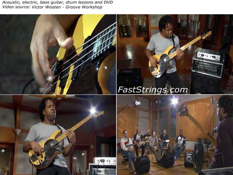Victor Wooten - Groove Workshop