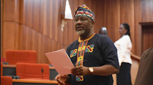 BREAKING: Ministerial screening total nonsense, says Dino Melaye