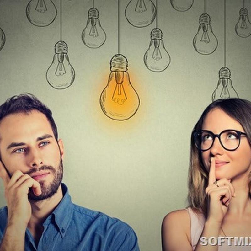 Двадцать отличий мужского и женского мозга
