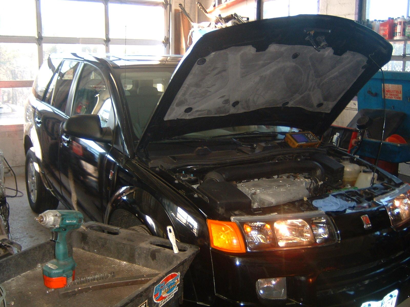 JWR Automotive Diagnostics: 2004 Saturn Vue 3.5L