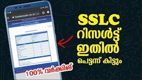 SSLC EXAM RESULT 2021