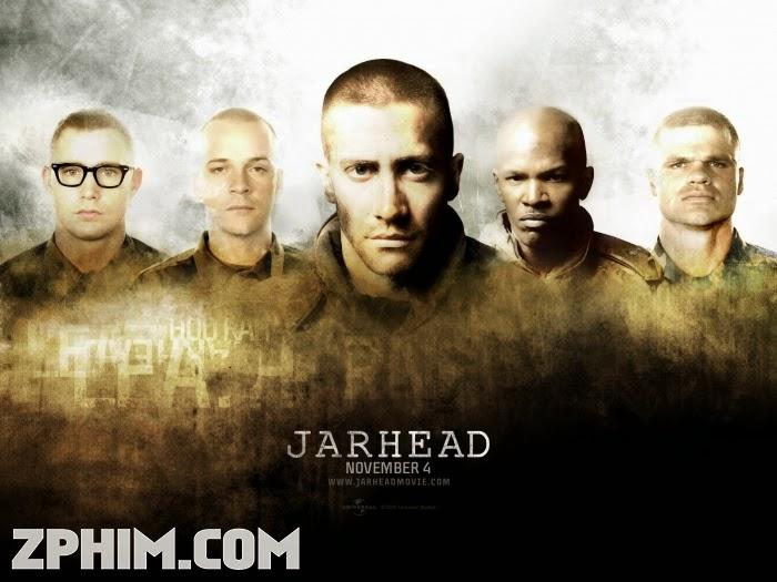 Ảnh trong phim Lính Thủy Đánh Bộ - Jarhead 1