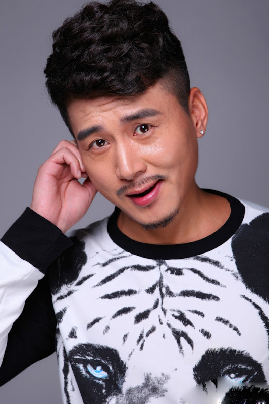 Geng Yizheng China Actor