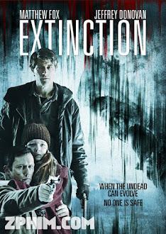 Vùng Đất Quỷ Dữ - Extinction (2015) Poster