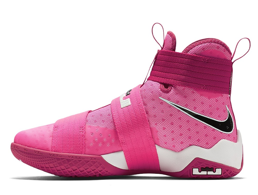 size 40 d1f42 155c3 ... Add Think Pink Kay Yow Into the LeBron Soldier 10 Mix ...