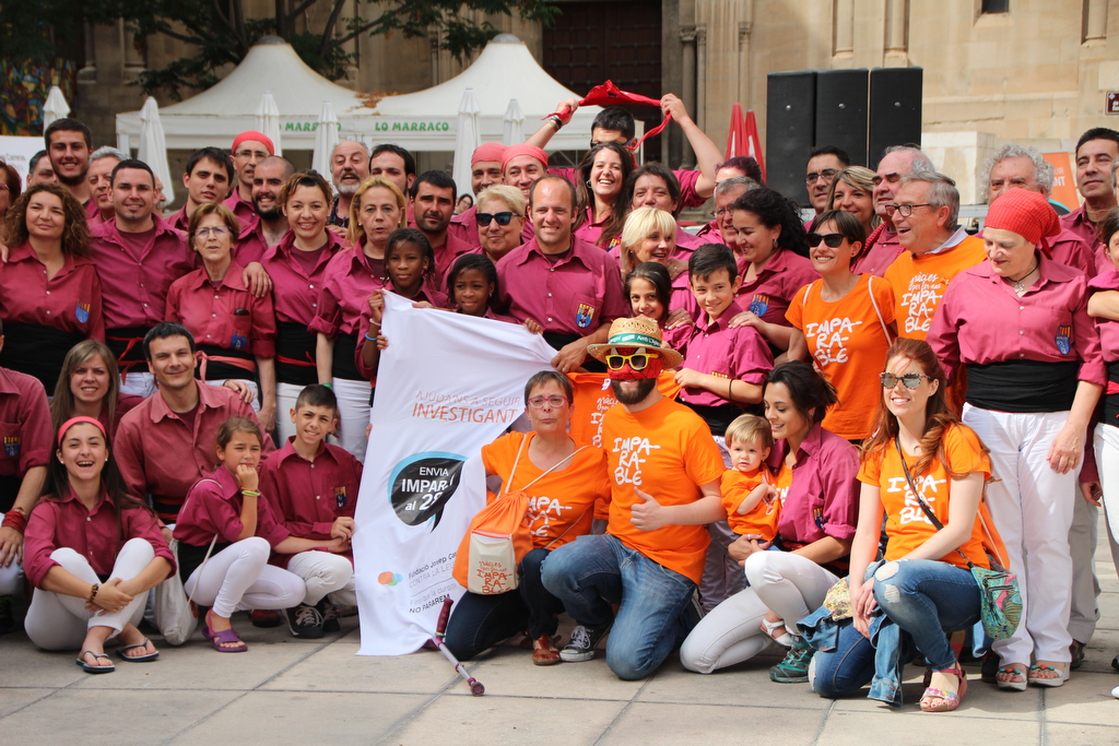 2a Festa Major dels Castellers de Lleida + Pilars Imparables contra la leucèmia de Lleida 18-06-201 - IMG_2094.JPG