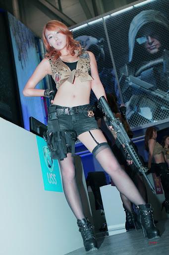 Nữ chiến binh gợi cảm của Metro Conflict: Presto 7