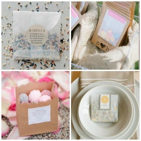Confetti para bodas