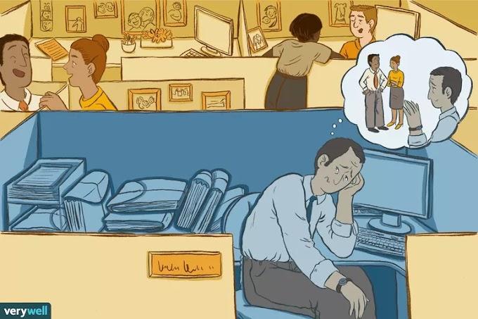 অন্তর্মুখীতা (Avoidant Personality Disorder)