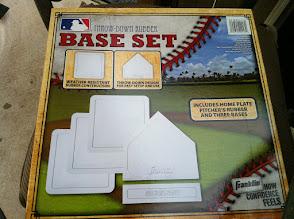 Photo: Base set white plastic