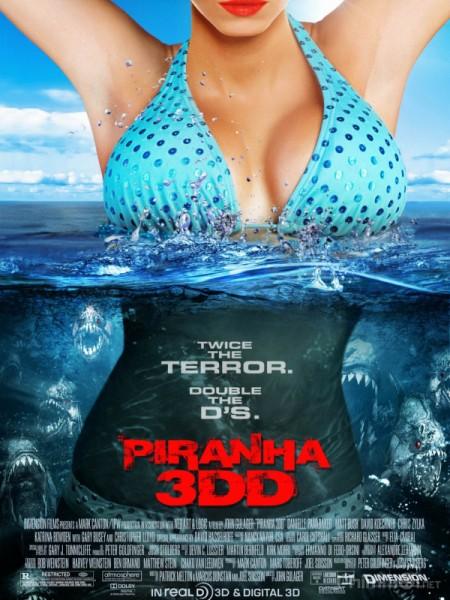 Cá Hổ Ăn Thịt Người - Piranha 3DD (2012)