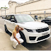 DJ Cuppy Gets 2018 Range Rover Gift From Dad