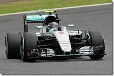 Nico Rosberg conquista la pole del gran premio del Giappone 2016
