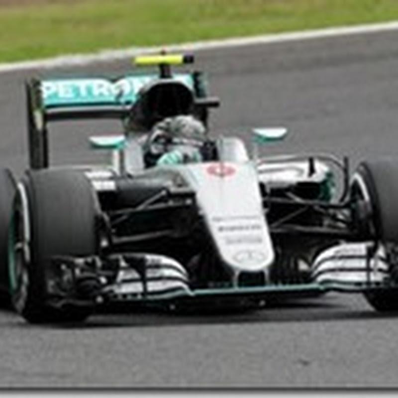 GP del Giappone: Robserg in pole. Bene la Ferrari