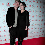 WWW.ENTSIMAGES.COM -   Danny Goffey and Pearl Lowe  arriving at    Diet Coke Private Party  a Sketch Conduit Street  London January 30th 2013                                                    Photo Mobis Photos/OIC 0203 174 1069