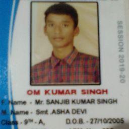 user Omkumar Singh apkdeer profile image