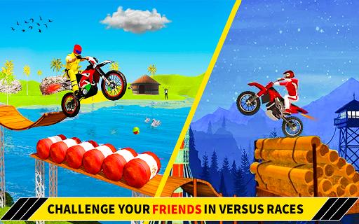 Bike Stunt Racing 3D - Moto Bike Race Game screenshot 4