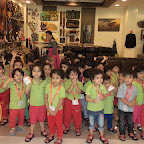 Field Trip to Furniture Showroom by Nursery Section - Witty World (2015-16)