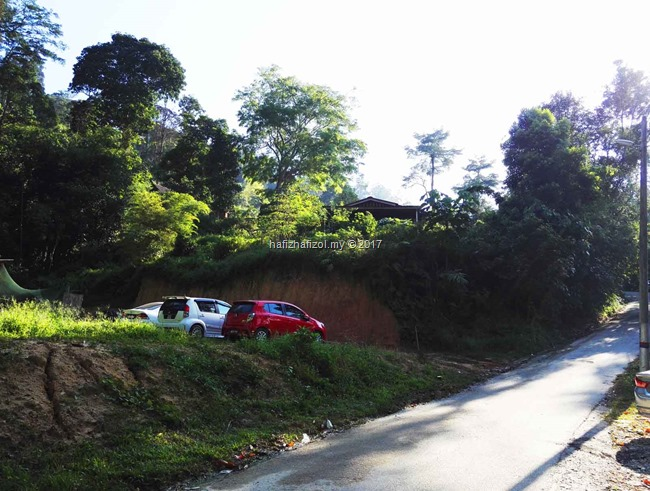 parking bukit batu condong