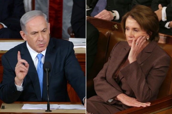 Obama and Democrats dismiss Netanyahu speech