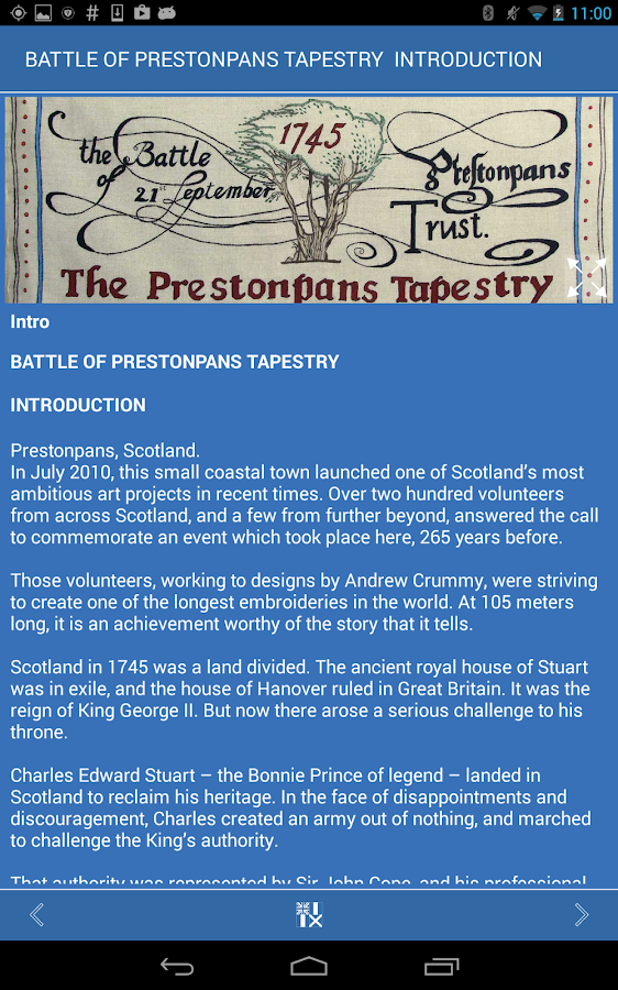 Prestonpans 1745- screenshot