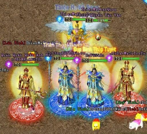 Phong Thần: Tân vương Ngũ Tuyệt Thần Quân lộ diện 1