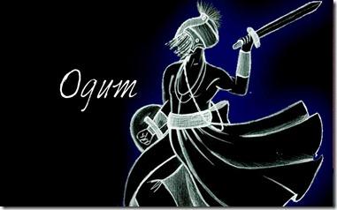 ogum - ogun - oggun - orisa - orixá - orisha - candomble - umbanda