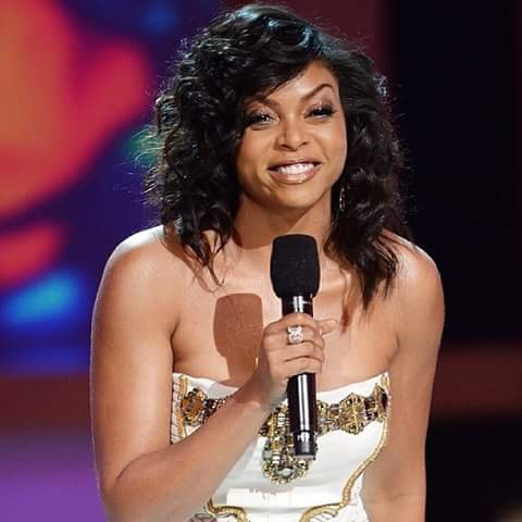 Taraji P. Henson looking cute dp image