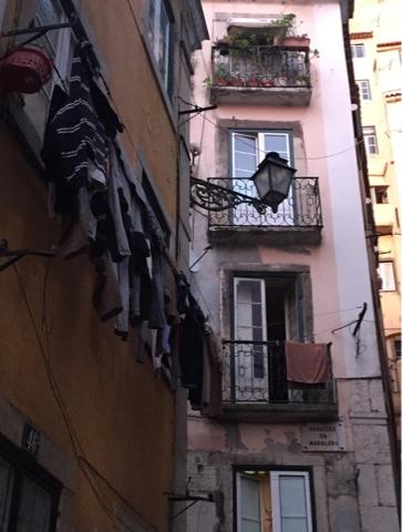 Алфама, Лиссабон, Португалия