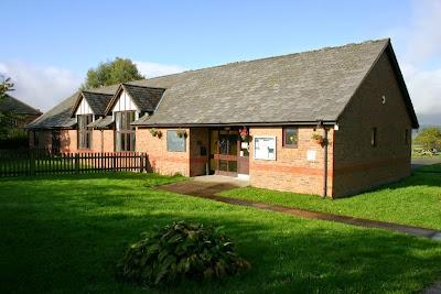 Bitterley Village Hall (front)