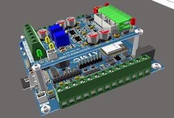 Nhận thiết kế mạch Altium/ Orcad - Viết phần mềm - Sao chép làm mạch in theo yêu cầu