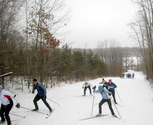 Wayzata skiers.