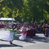 Middle Eastern Dance Guild of Eugene, Eugene Celebration Parade, 9/8/2007