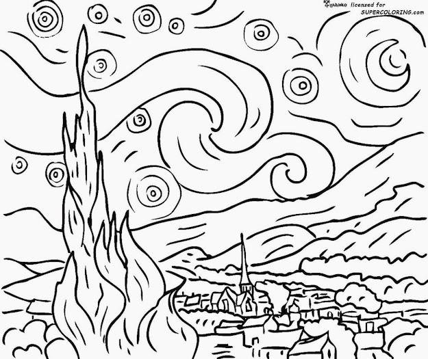 Abstract Coloring Pages For Teenagers Difficult Google Search