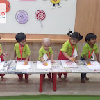 Circle Day Celebration by Playgroup Evening Section at Witty World, Chikoowadi (2018-19)