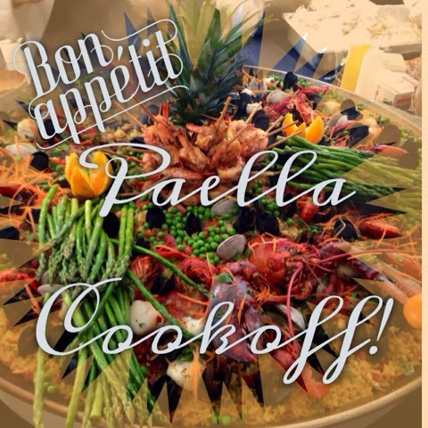 5th Annual Paella Challenge!