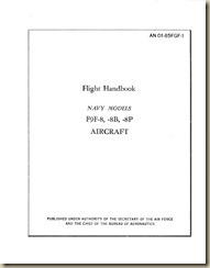 Grumman F9F-8_8B_8P Cougar Flight Handbook_01