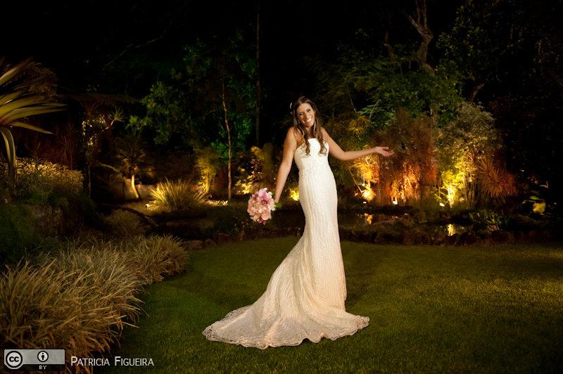Foto de casamento 0517 de Beatriz e Leonardo. Marcações: 23/04/2011, Casamento Beatriz e Leonardo, Fotos de Vestido, La Novia, Rio de Janeiro, Vestido, Vestido de Noiva.