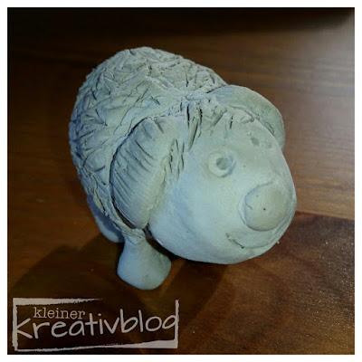 kleiner-kreativblog: kleines Schaf